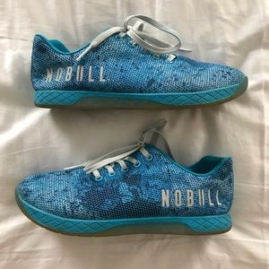 Nobull project Ence artwork trainers